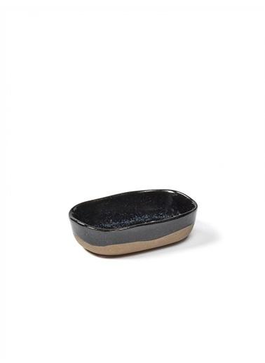 Serax Merci Siyah Mini Kase 10X6,5Cm Siyah
